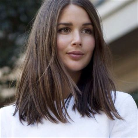 history on long blunt cuts image result for blunt cut long hair style pinterest