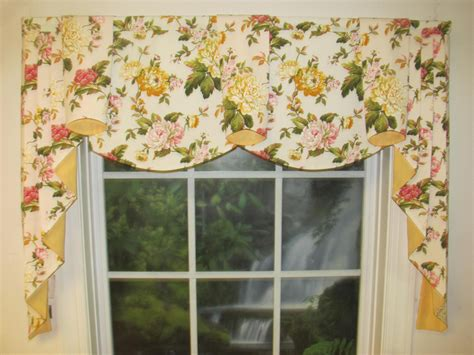 almost custom curtains valances swags window toppers thecurtainshop com