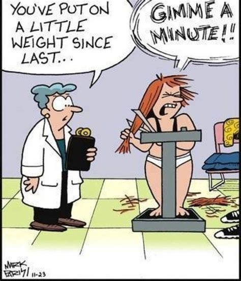 mast jokes daily diet of funny jokes humor youve put on a little weight since last time cartoon