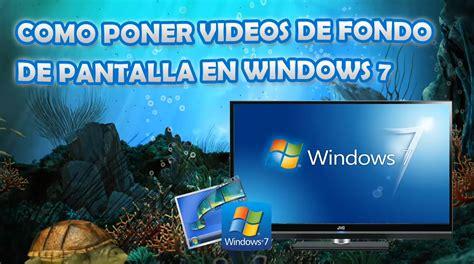descargar fondos de escritorio para windows 7 como descargar fondos de pantalla para windows 7 y 8 con