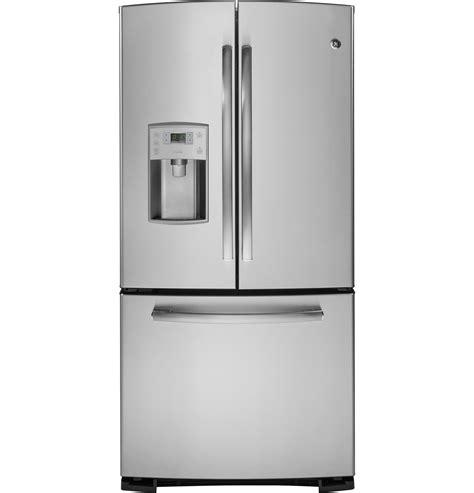 ge profile door fridge ge profile series 22 1 cu ft door refrigerator