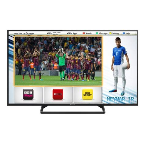 Led Panasonic 39 Inch panasonic tx 39as500b 39 inch smart led tv appliances direct