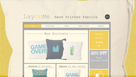 20 Crafty Ecommerce Website Templates For Your Handmade Business And Craft Website Templates