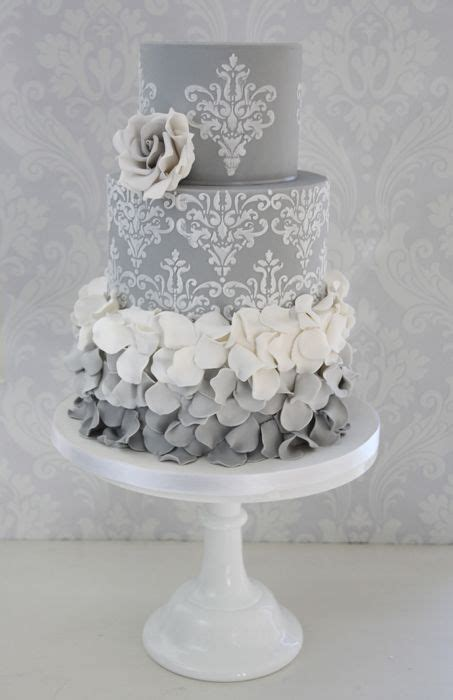 hochzeitstorte grau wedding cake trends 2014 discover this year s