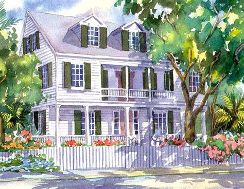 audubon house key west historic houses of key west artwork by g k salhofer