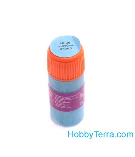 acrylic paint is it water based zvezda water based acrylic paint blue zvezda hobbyterra