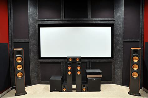correct home theatre speaker size for your room