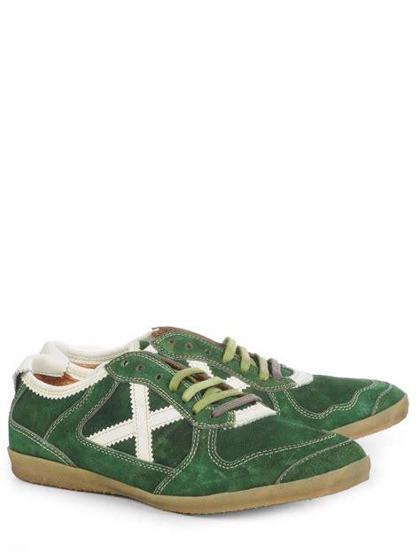 imagenes de zapatillas verdes foto munich zapatillas verde blanco eu 45 foto 579778