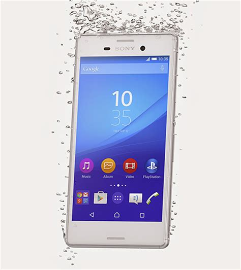 Hp Sony Ericson M4 Aqua sony xperia m4 aqua dust and water resistant android lollipop smartphone announced phonebunch