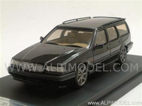 Volvo 850 Estate 1996 White 1 43 Minichs 430171412 New hpi racing volvo 850 r estate 1996 black 1 43 scale model