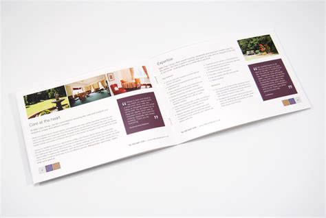 home design how to design brochure follow other idea care home brochure design for mills care group