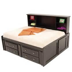 bett mit aufbewahrung how to make a platform bed with drawers underneath