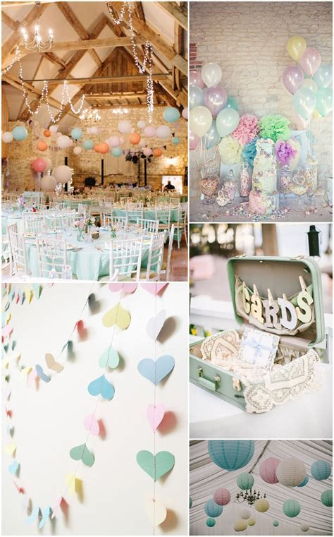 Ideas and Inspiration for your Pastel Wedding: Boho