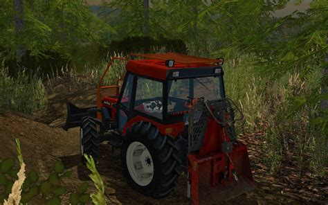 For Ls by Zetor 7340 Turbo Forest Edition Tractor V2 0 Fs15 Mod