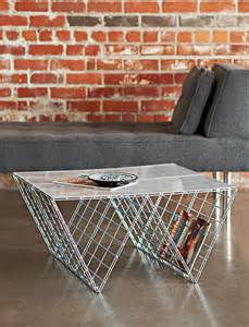 How to make a modern industrial coffee table man made diy crafts