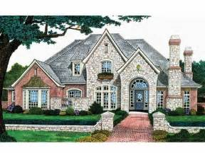 storybook style house plans eplans french country house plan storybook style 3383