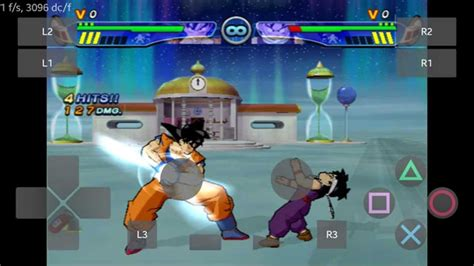 ps2 on android play ps2 emulator on android z budokai 3