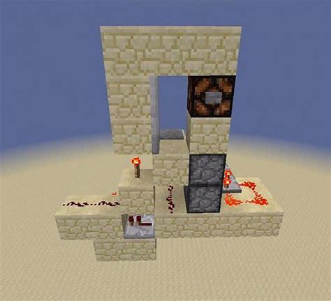 redstone device minecraft door that stays open minecraft