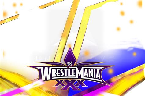 wm 33 card template renders backgrounds logos wrestlmania 30 matchcard with