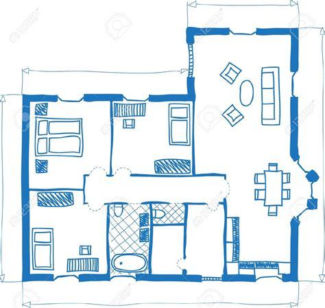 floor plan clipart house floor plan clipart clipground