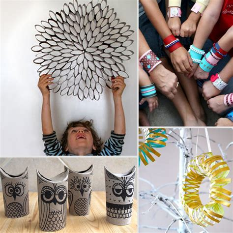 Crafts You Can Do With Paper - 9 crafts you can make with toilet paper rolls