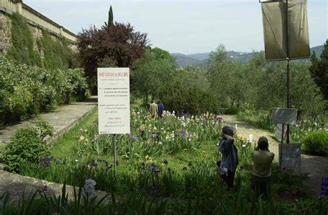 giardino iris firenze giardino dell iris firenze orto botanico d italia