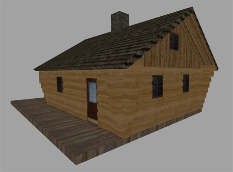 house building simulator new log house building v 1 0 farming simulator 2015 15 mod