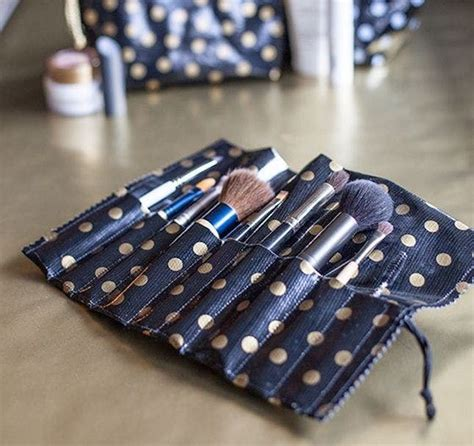 pattern for makeup brush roll 51 projects that will make you bust out the sewing machine