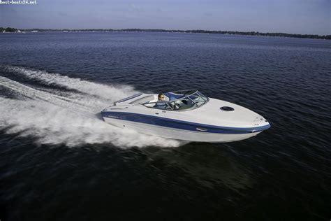 zeilboot dubbele kiel koop rinker 236 cc motorboten