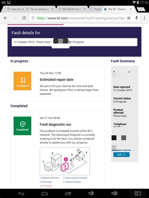 call bt from mobile solved setting up call divert due to faulty landline