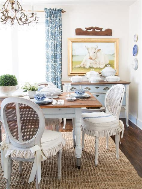 slipcover for dining chairs how to slipcover a dining chair hgtv