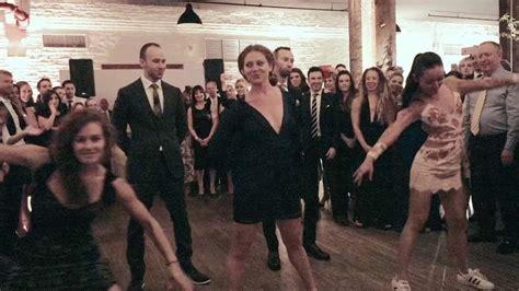 Best Surprise Flash Mob Wedding Dance   YouTube