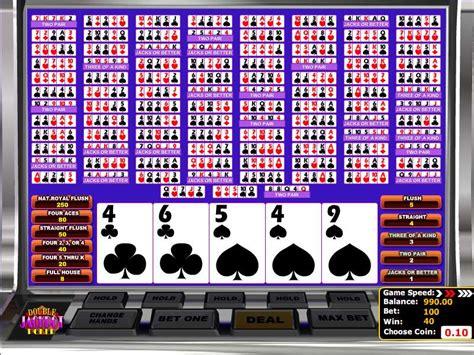 play multihand double jackpot poker video poker