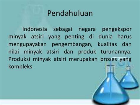Minyak Nilam Di Medan presentasi skripsweet