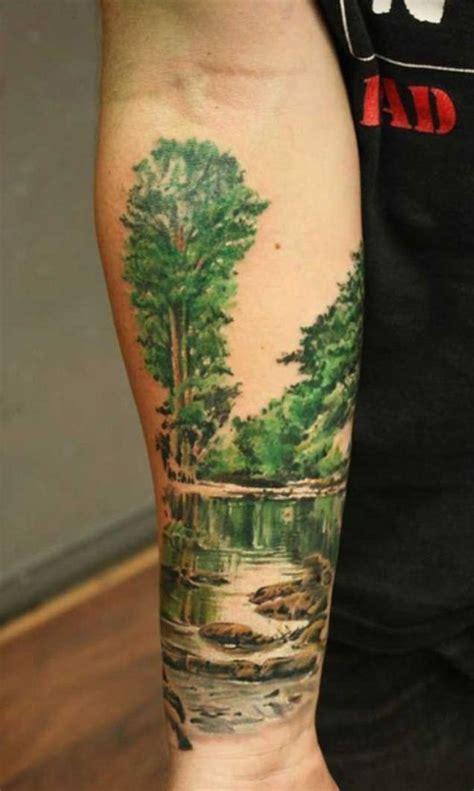 mountain tattoo 50 mountain tattoos tattoofanblog