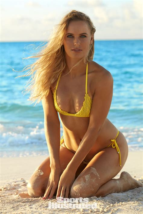 sports illustrated swimsuit 2017 caroline wozniacki for sports illustrated swimsuit issue