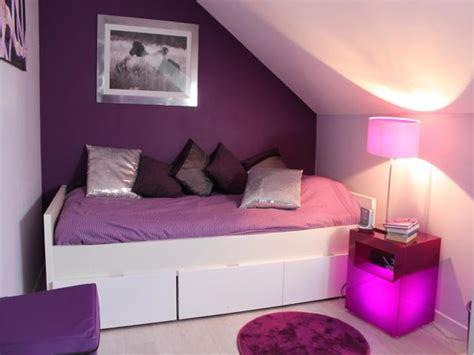 Incroyable Deco Chambre Bebe Fille Violet #4: Chambre-ado-fille-Moderne-Design-Contemporain-Violet-Prune-Gris-Argent-106340.jpg?random=8298