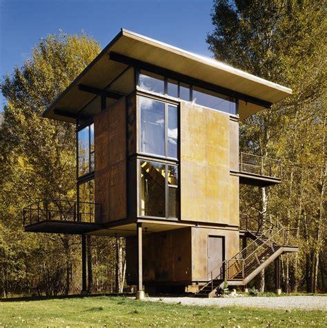 Delta Shelter / Olson Kundig   ArchDaily