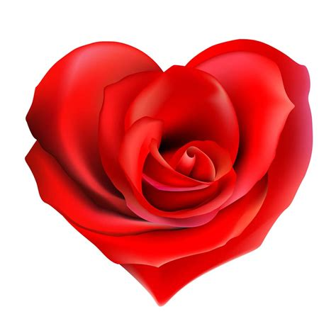 pictures of hearts and roses a with clipart best