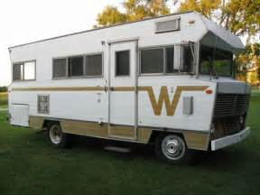 Rv Slide Out Awnings For Sale 1971 Winnebago Brave Motorhome