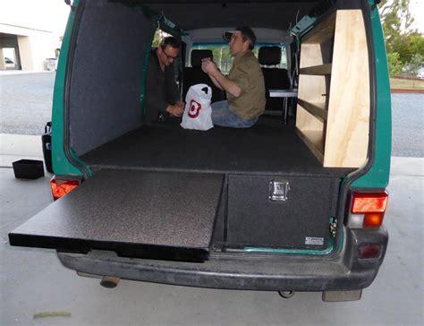 schublade t4 unser zuhause auf vier r 228 dern lori der beste cingbus