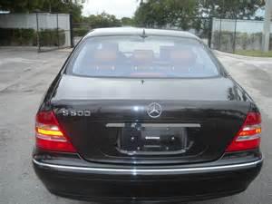 2001 S500 Mercedes 2001 Mercedes S Class Pictures Cargurus