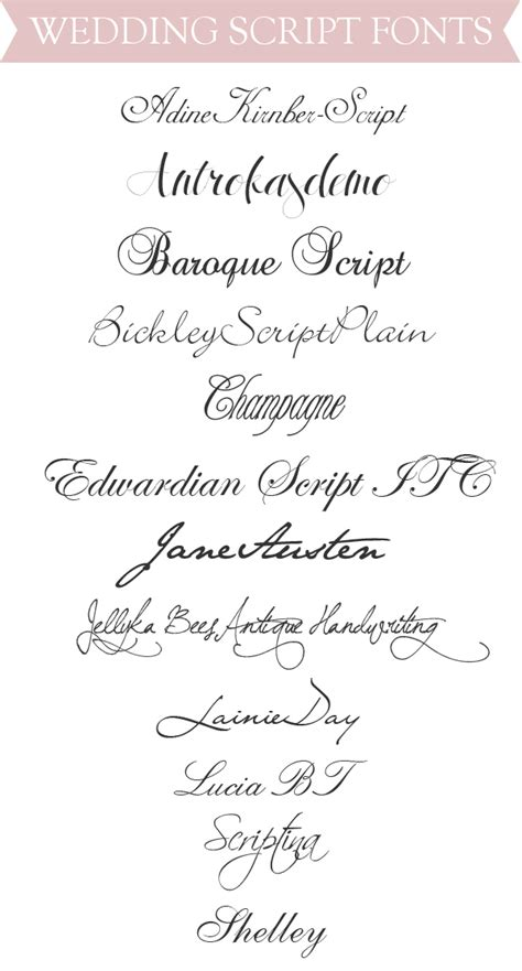 dafont wedding fonts ally and callie the other 128 hours top wedding script fonts