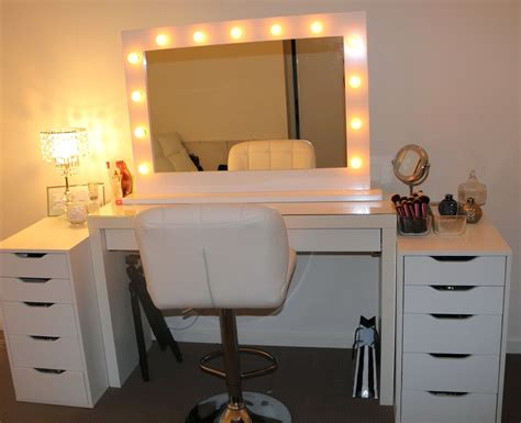 makeup vanity set with lighted mirror hamipara com makeup vanity set with lights for 4k wallpapers