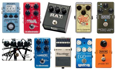 best effects pedal the top 10 best guitar pedals in the market the wire realm