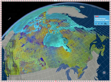 map of canada hd canada from space floor map canadian geographic