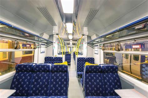 Custom Made Tables News Scotrail Trains Refurbished With Lamigraf Novograf