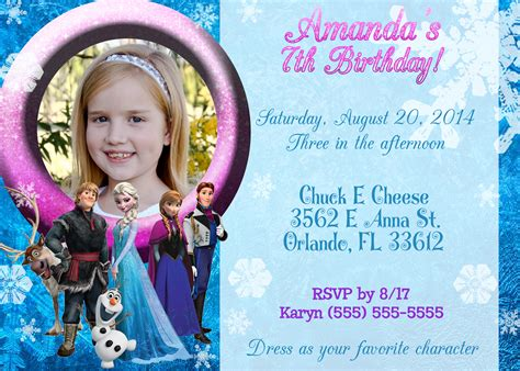 frozen birthday invitation template frozen birthday invitation dancemomsinfo