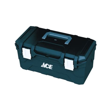 ace hardware tool box ace hand tool box 20 in l plastic ace320518 tool boxes