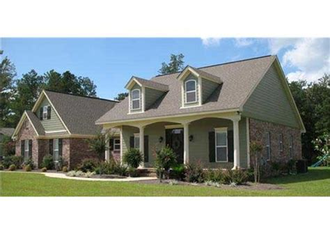 Southern Style House Plans | southern style house plans with porches french country
